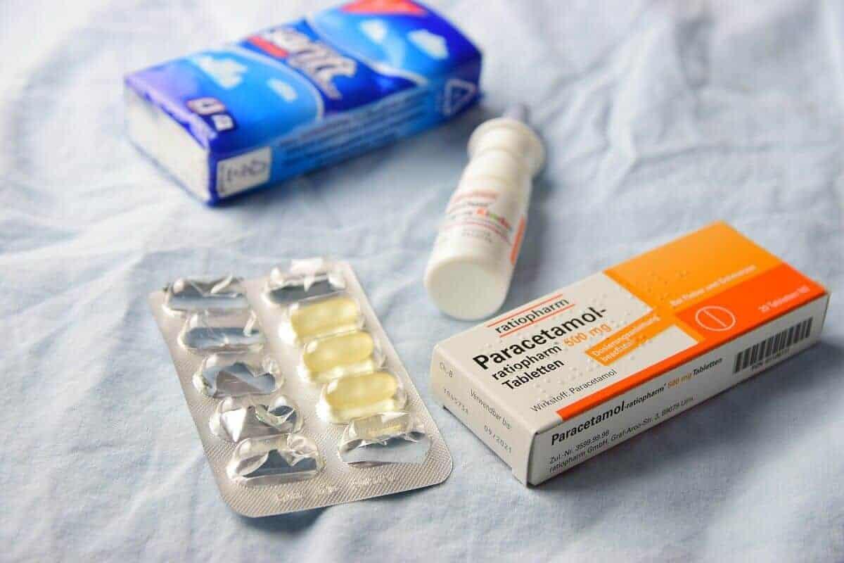 Nicht jedes Nasenspray kann in der Schwangerschaft eingenommen werden #Erkältung #Schwangerschaft