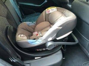Cybex Babyschale inklusive Base für die sichere Fahrt ans Ziel