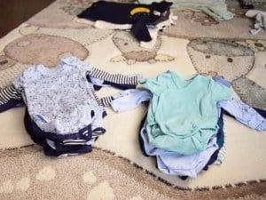 Baby Erstausstattung Kleidung
