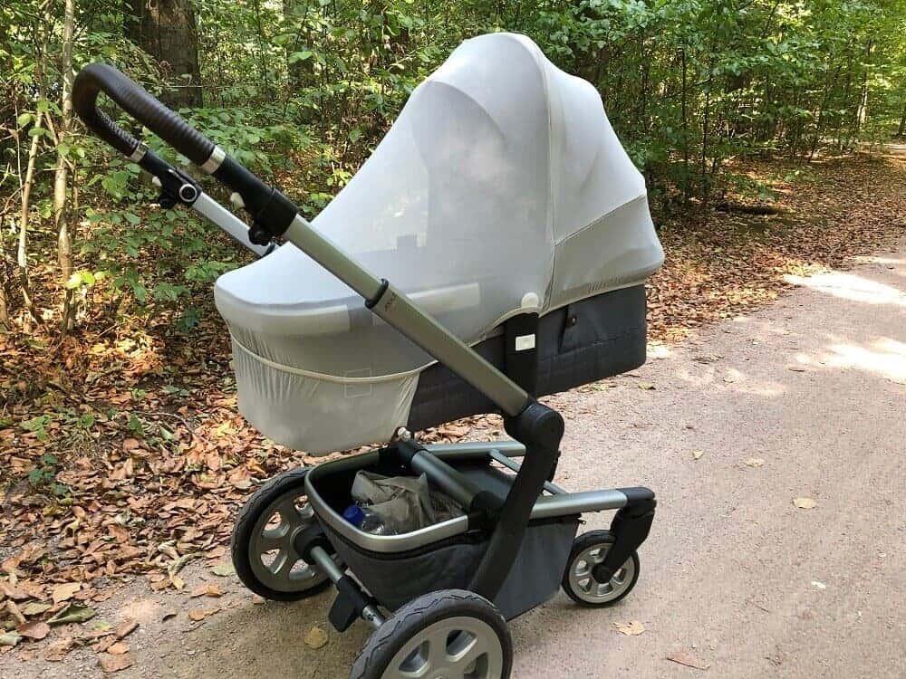 Insektenschutz für unseren Joolz Day² Kinderwagen