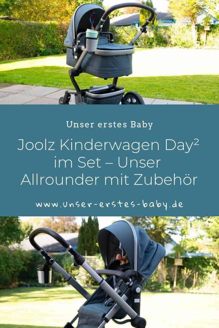 Joolz Kinderwagen Day² im Set – Unser Allrounder mit Zubehör