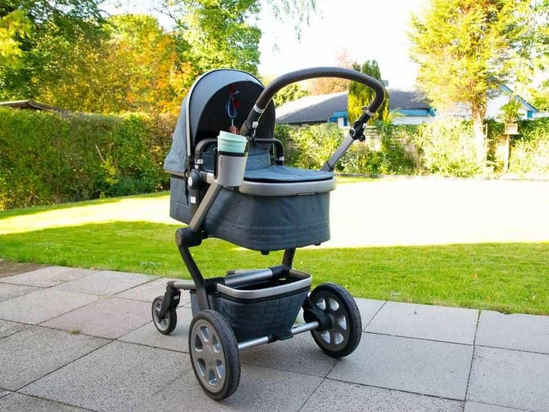 Kinderwagen - Unser Joolz Kinderwagen inklusive Zubehör