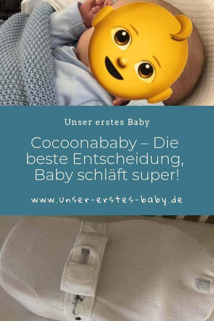 Cocoonababy - Die beste Entscheidung, unser Baby schläft super darin