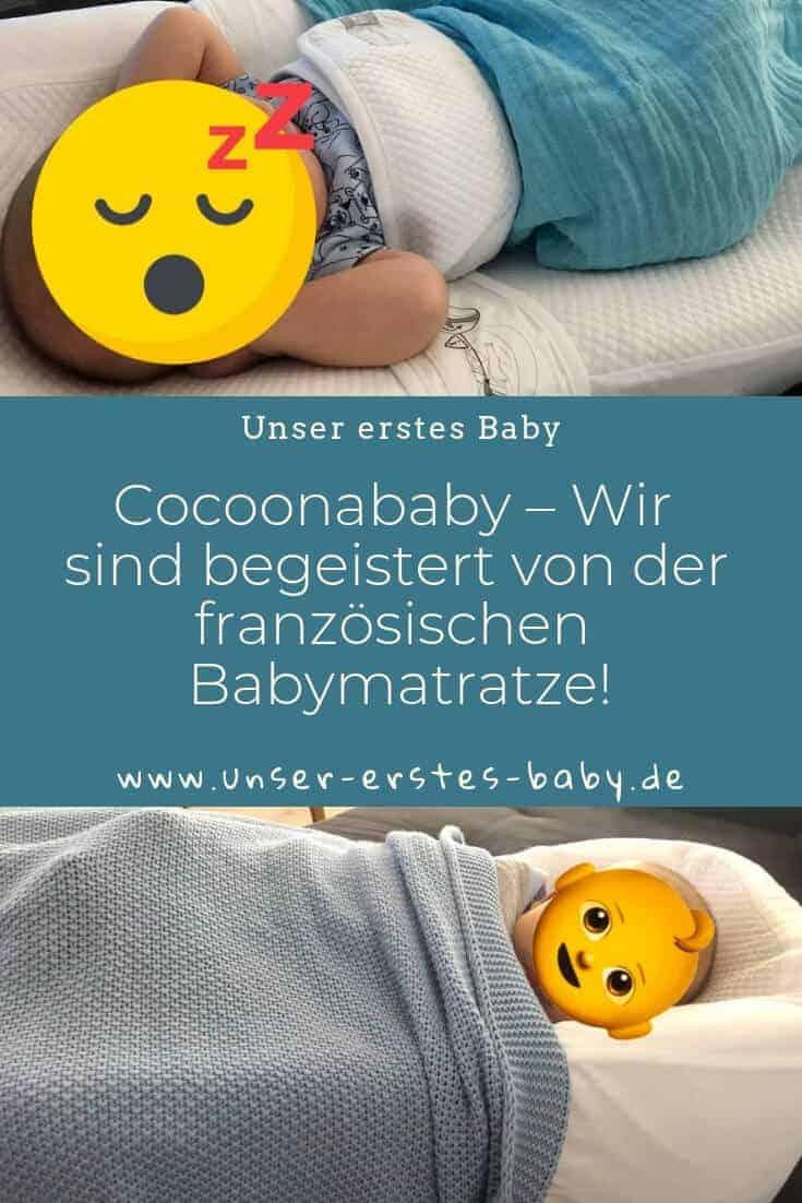 Cocoonababy - Wir sind begeistert von der französischen Babymatratze!