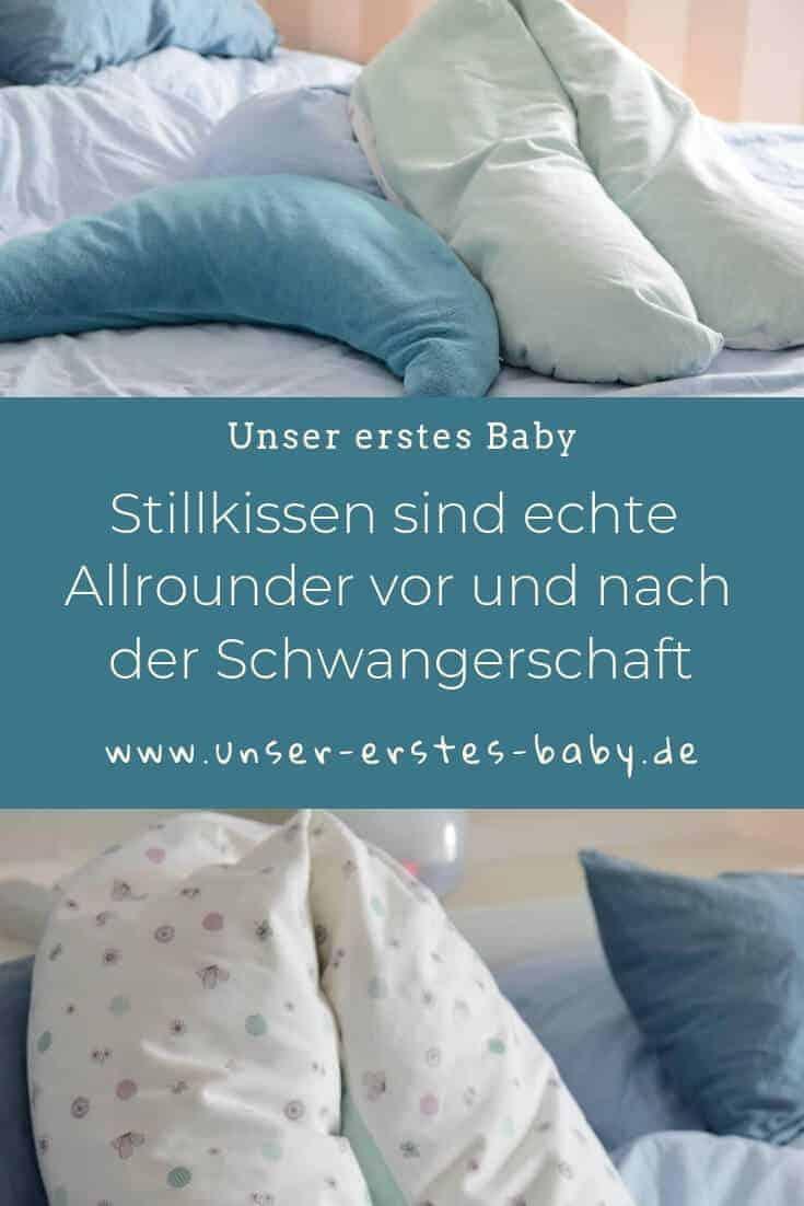 Stillkissen als echte Allrounder vor und nach der Schwangerschaft