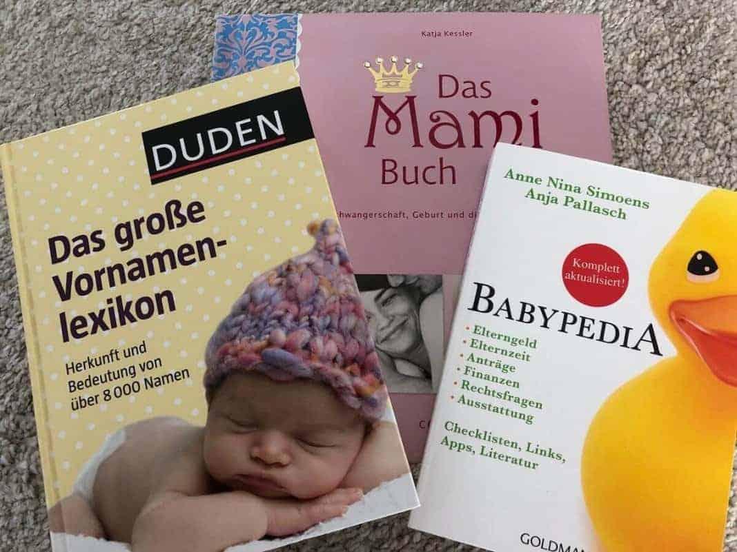 Was ich gelesen habe - 3 Buchtipps für die Schwangerschaft