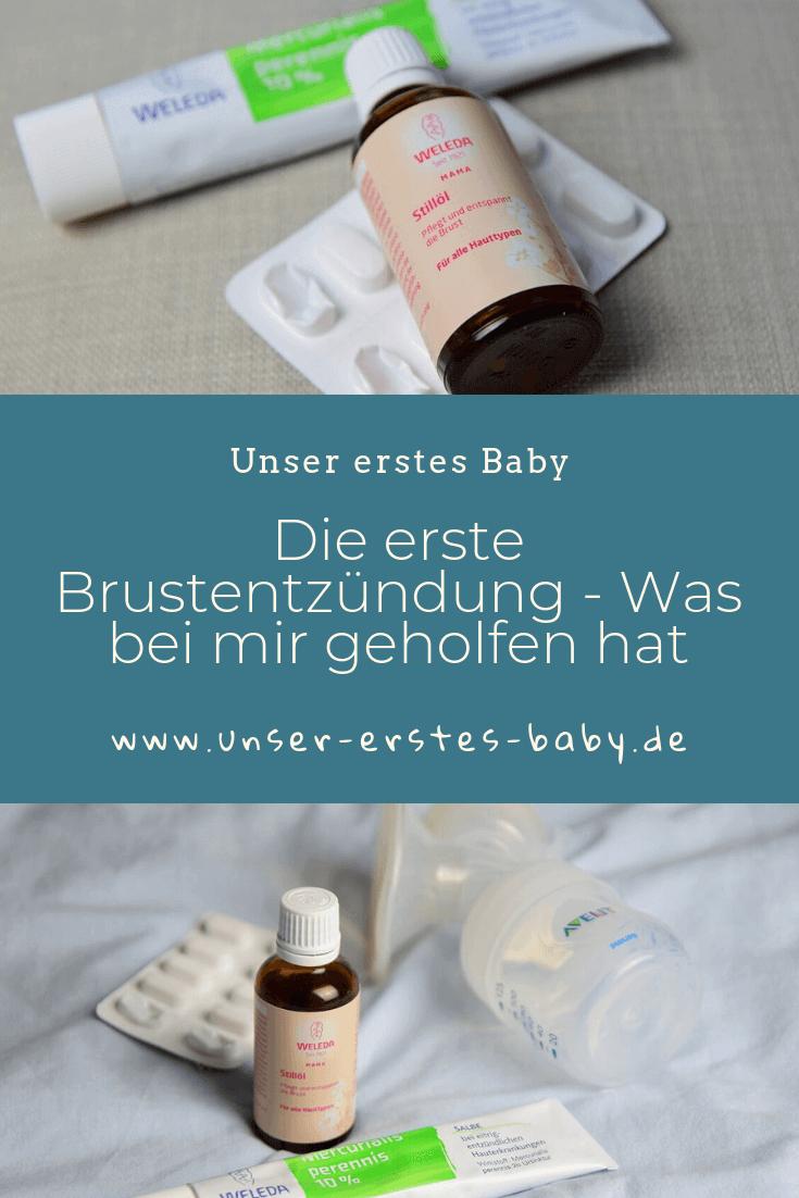 Die erste Brustentzündung war extrem schmerzhaft - Was mir geholfen hat