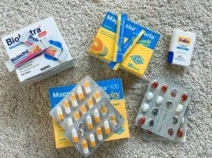 Magnesium und weitere Nahrungsergänzungsmittel in der Schwangerschaft