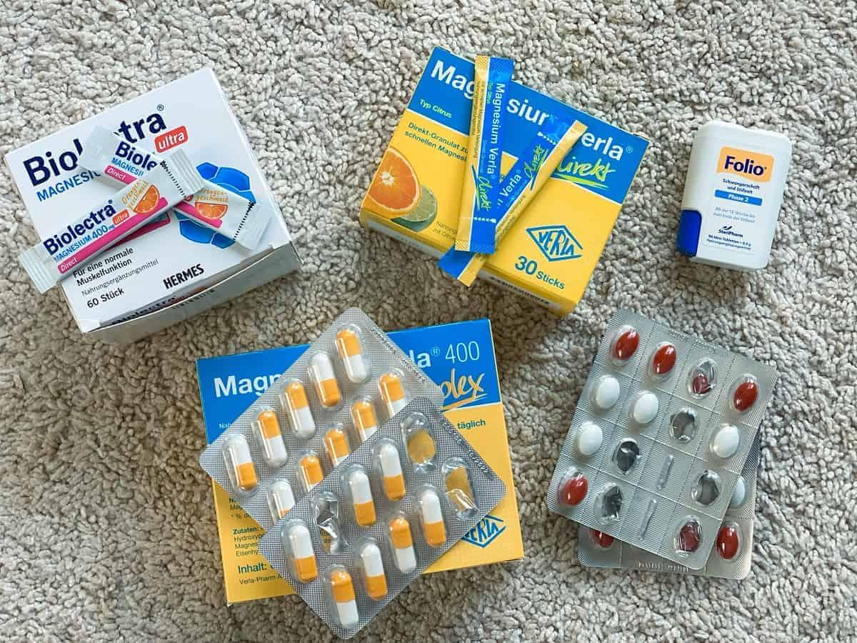 Magnesium Schwangerschaft - Ich habe in der ersten und der zweiten Schwangerschaft aufgrund meines harten Bauches Magnesium genommen