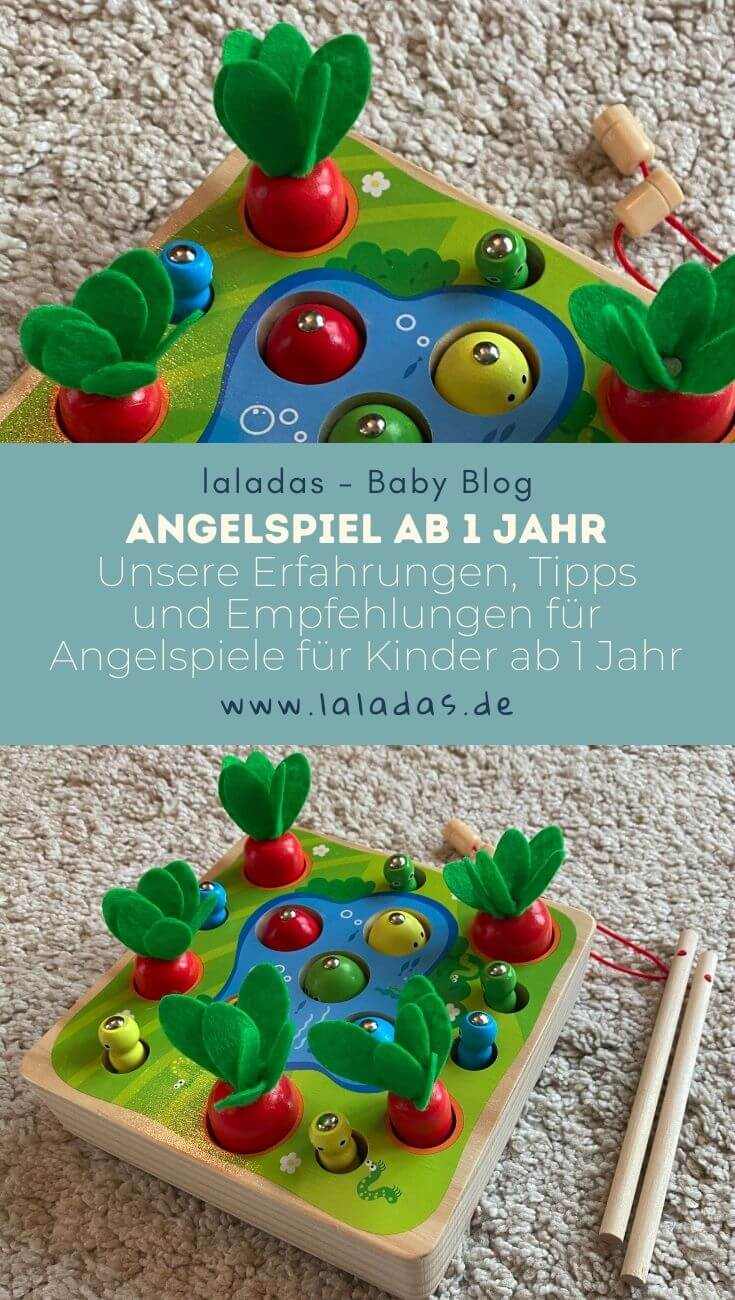Angelspiel ab 1 Jahr - Unsere Erfahrungen, Tipps und Empfehlungen für Angelspiele für Kinder ab 1 Jahr
