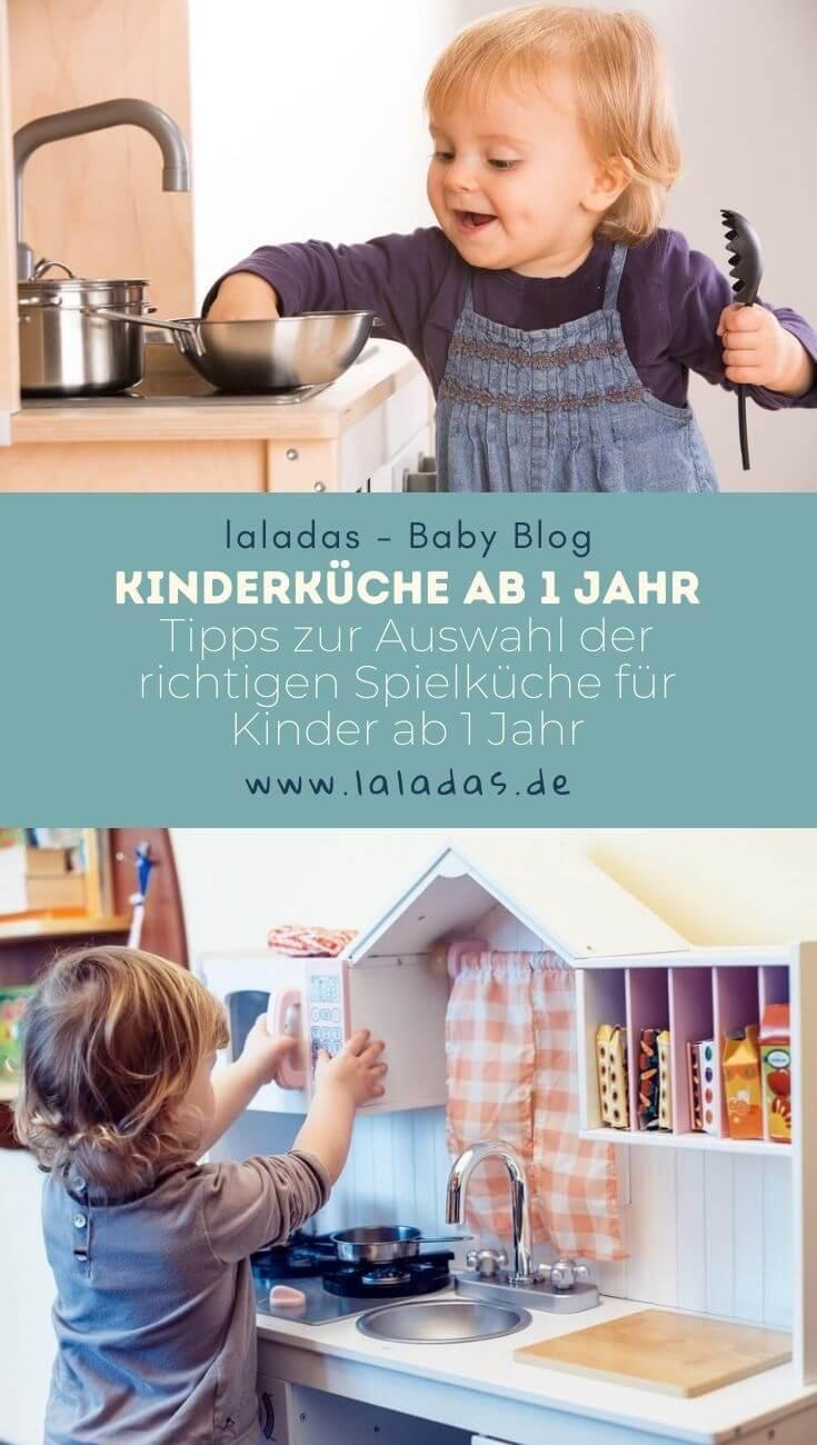 Kinderküche ab 1 Jahr - Tipps zur Auswahl der richtigen Spielküche für Kinder ab 1 Jahr