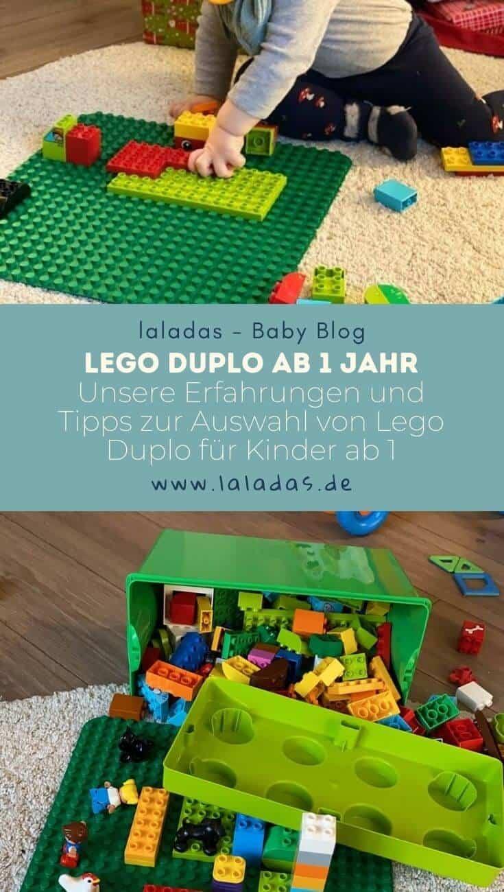 LEGO DUPLO ab 1 Jahr - Unsere Erfahrungen und Tipps zur Auswahl von Lego Duplo für Kinder ab 1