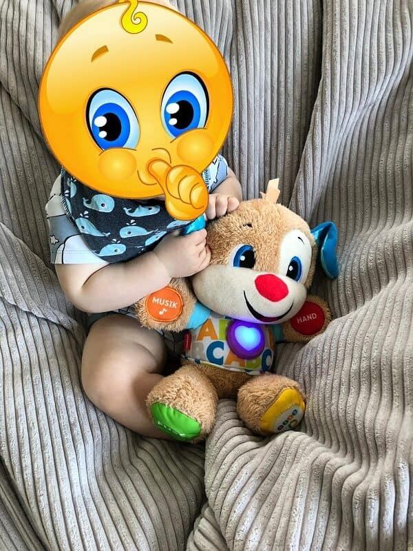 Puppe ab1 Jungen - Wir haben eine tolle Puppe mit Musik gefunden, welches über mehrere Jahre verwendet wurde