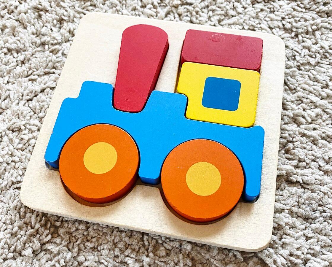Puzzle mit wenigen Teilen sind ideal für Kinder ab 12 Monaten - Sie fördern die Motorik und sorgen für Erfolgserlebnisse