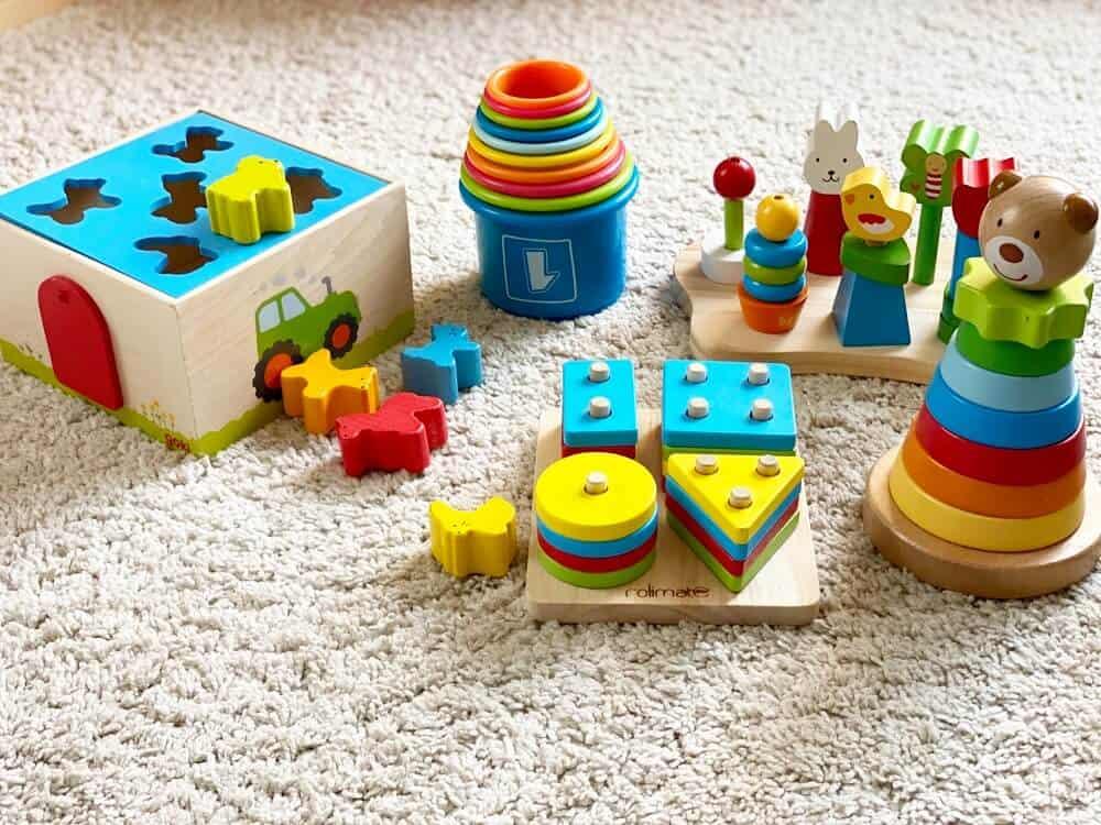Spielzeug ab 1 - Hier findest Du unsere Erfahrungen mit Kinderspielsachen ab 1 Jahr
