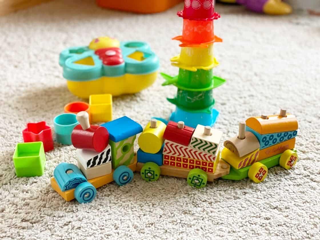 Spielzeug ab 1 - Hier findest Du unsere Erfahrungen mit vielen Kinderspielsachen ab 1 Jahr