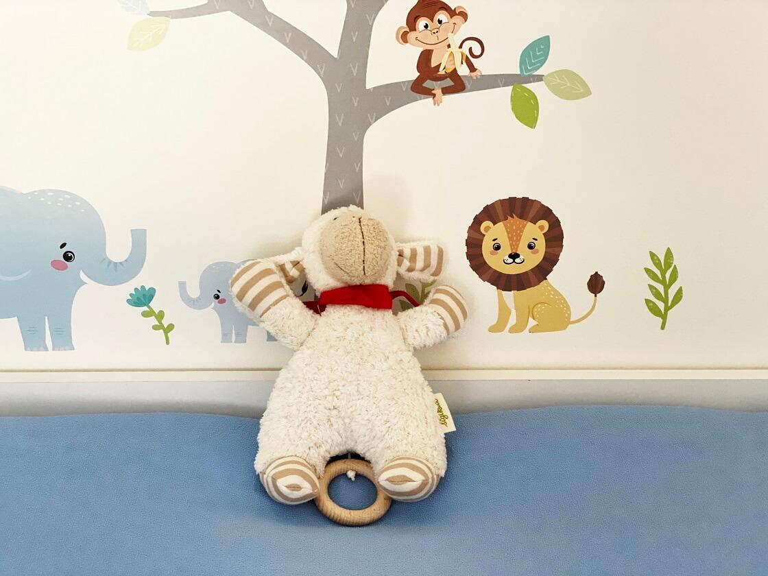 Baby 2 Monate Spielzeug - Die sanften Melodien von einer Spieluhr sorgen für ein Wohlfühlen, dazu fördern Spieluhren den Hör- und Tastsinn