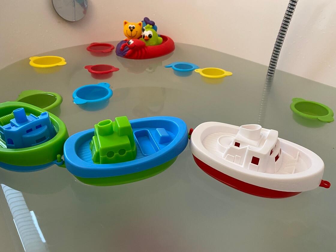 Wasserspielzeug ab 1 Jahr - Unsere Erfharungen und Tipps zu Badewannenspielzeug - Welches Badespielzeug ist empfehlenswert