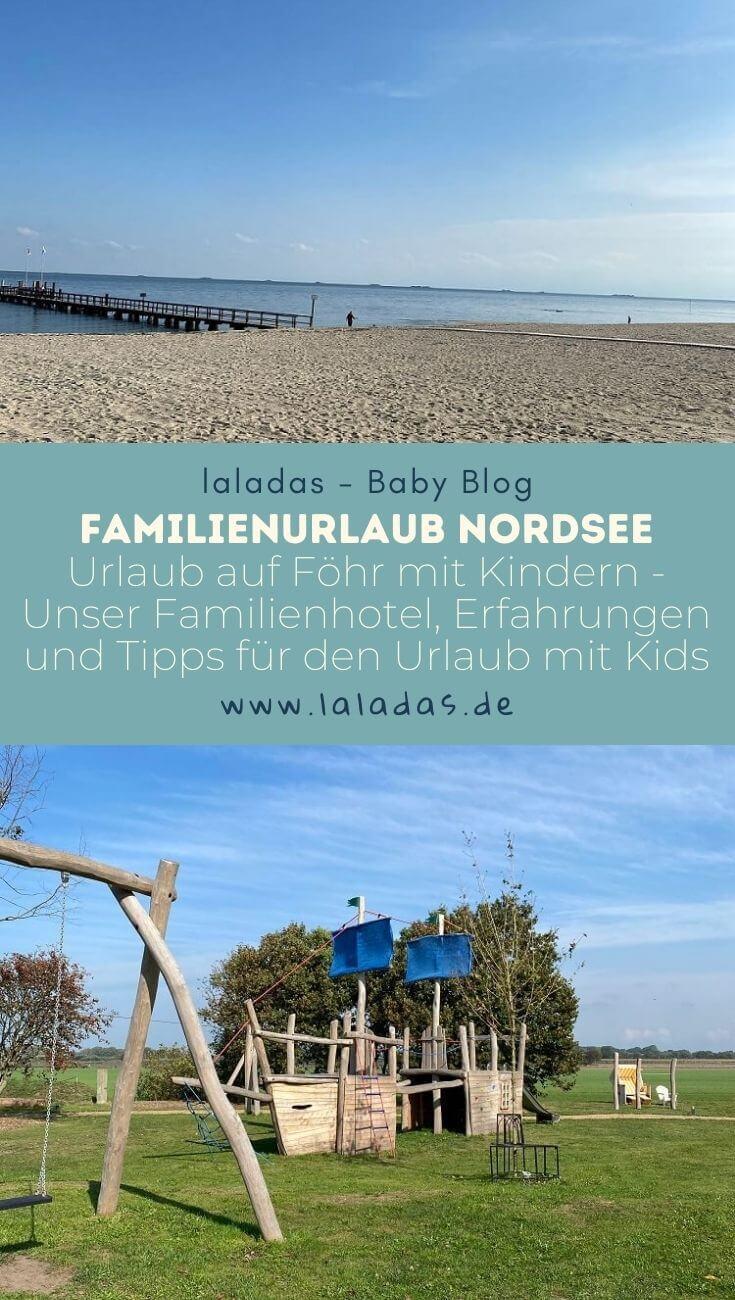 Familienurlaub Nordsee - Urlaub auf Föhr mit Kindern - Unser Familienhotel, Erfahrungen und Tipps für den Urlaub mit Kindern