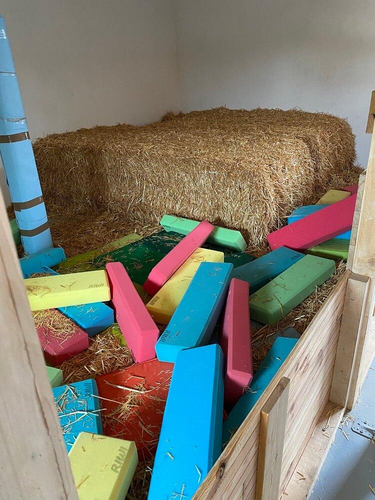 Nordsee mit Kindern - Wir können das tolle Familienhotel auf Föhr empfehlen, das jede Menge Spiel und Spaß bietet
